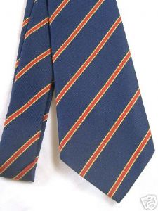 Royal Military Academy Sandhurst Regimental Stripe Tie